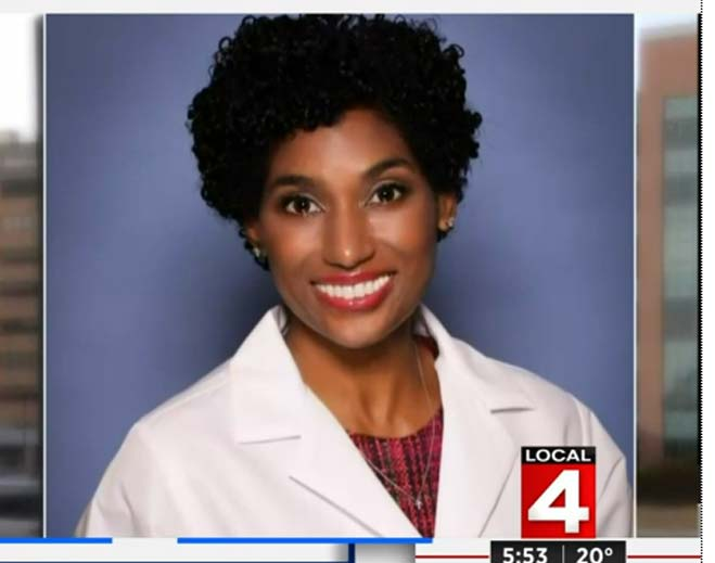 local-doctor-becomes-first-black-woman-to-lead-neurosurgery-department-at-dmc