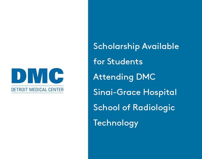 scholarship-available-for-students-attending-dmc-sinai-grace-hospital-school-of-radiologic-technology